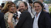 Salwy śmiechu na pokazie filmu o Sarkozym