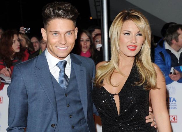 Sam Feiers i Joey Essex /Getty Images