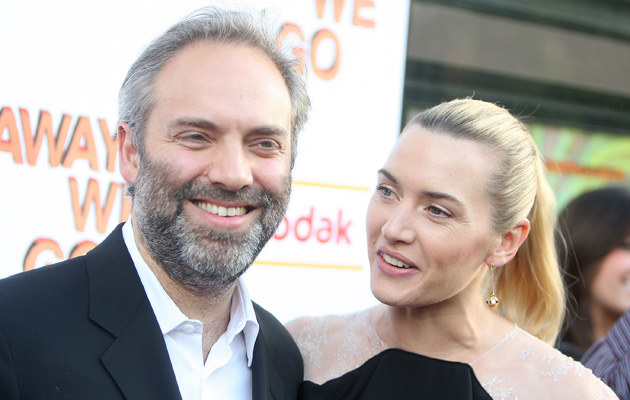 Sam Mendes, Kate Winslet /Getty Images
