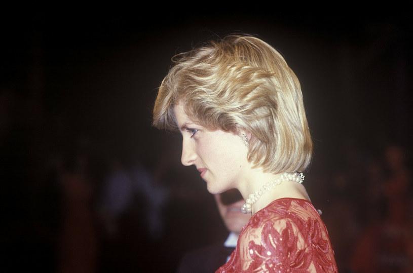 Sam przycinał i stylizował włosy Lady Di aż do jej śmierci w 1997 roku /LFI/Photoshot /Reporter