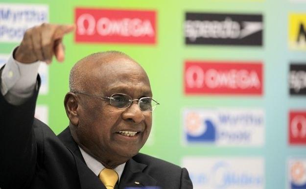 Sam Ramsamy chce igrzysk w RPA /AFP