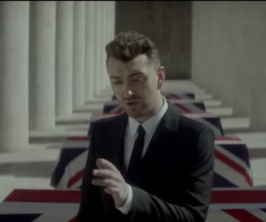 """Sam Smith """"Writing's On The Wall"""": Zobacz teledysk promujący """"Spectre"""" (James Bond)"""