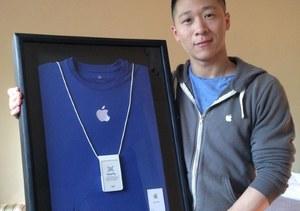 Sam Sung odchodzi z Apple
