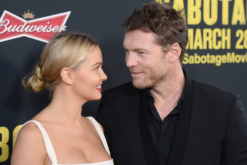 Sam Worthington i Lara Bingle zostali rodzicami! /Getty Images