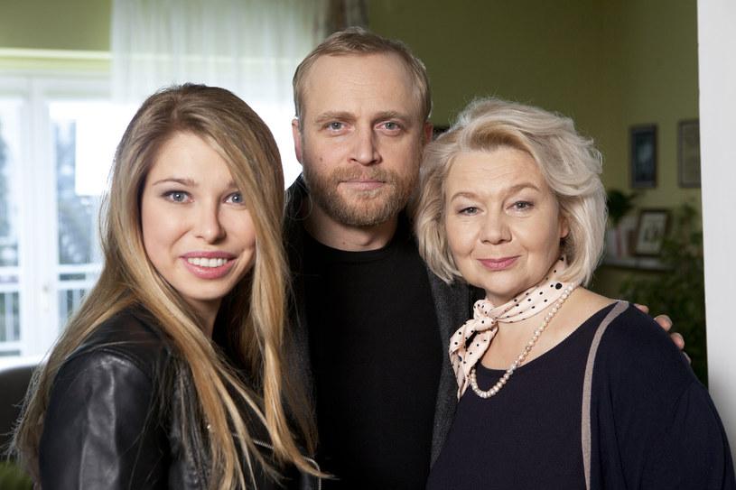 """""""Sama słodycz"""" /x-news/ MakuFly Marcin Makowski /TVN"""
