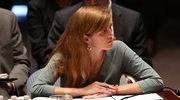 Samantha Power: Rosyjskie siły pokojowe na Ukrainie to oksymoron