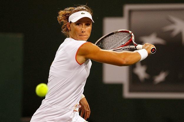 Samantha Stosur odpadła z turnieju WTA w Indian Wells /AFP