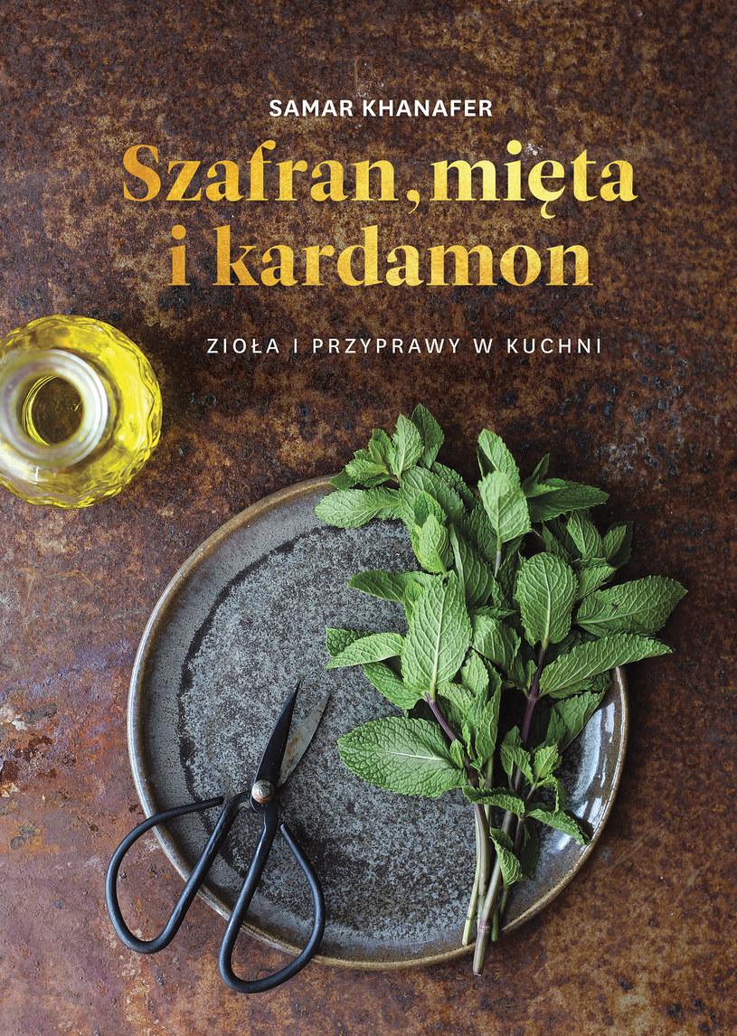 Samar Khanafer- Szafran, mięta i kardamon /materiały prasowe
