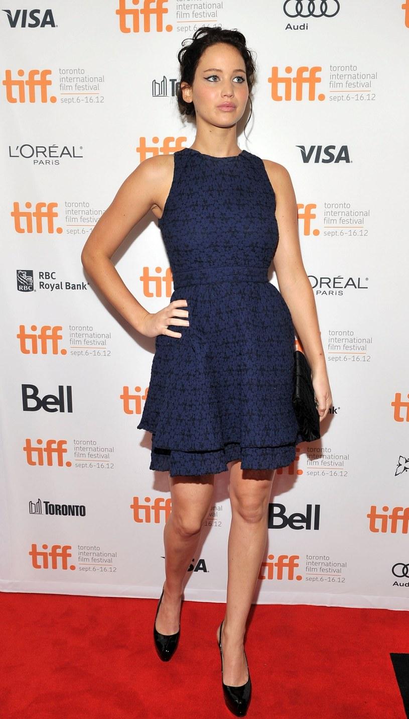 Sami powiedzcie: Czy wydaje wam się, że Jennifer ma nadwagę? /Getty Images/Flash Press Media