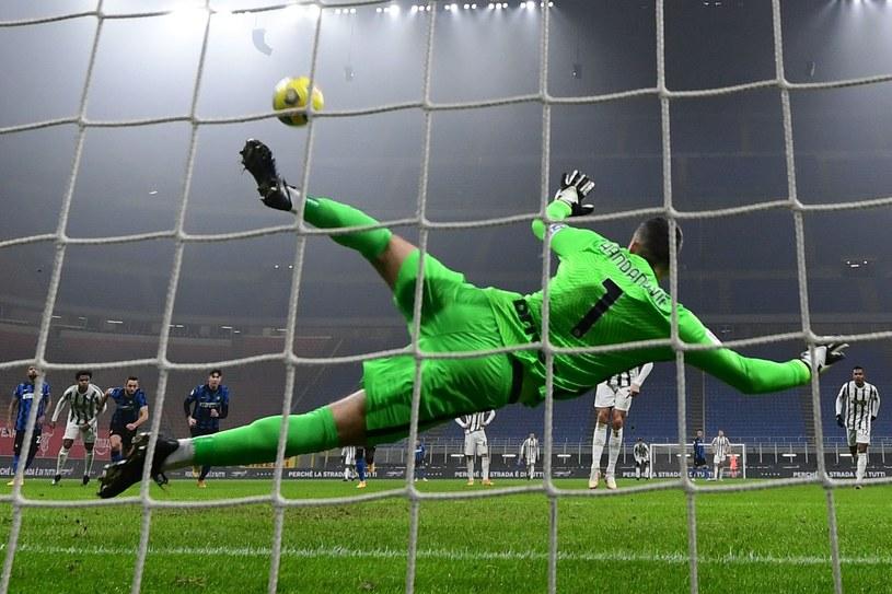 Samir Handanović /MIGUEL MEDINA /AFP