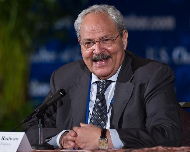Samir Radwan, minister finansów Egiptu /AFP