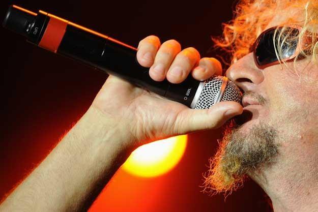 Sammy Hagar: Niedoszły wokalista połowy grup hardrockowych w Ameryce /arch. AFP