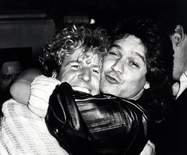 Sammy Hagar pogodził się przed śmiercią z Eddiem Van Halenem