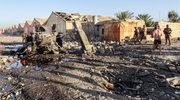 Samobójczy zamach na magazyn z urnami wyborczymi