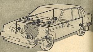 Samochód bez kierowcy? Badania nad ESP