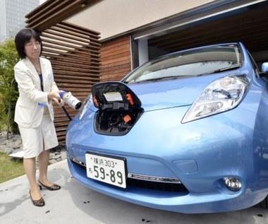 Samochód elektryczny, który zasili twój dom