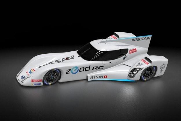 Samochód, który będzie rywalizował w Le Mans /