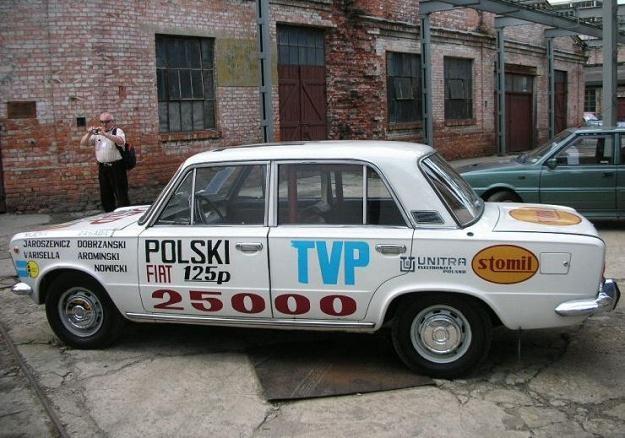 Samochód, którym pobito rekord prędkości /INTERIA.PL