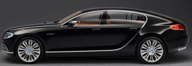 Samochód napędzany będzie tym samym silnikiem co veyron /