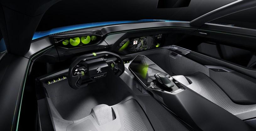 Samochód potrafi sam zmienić swoje wnętrze /INTERIA.PL/informacje prasowe