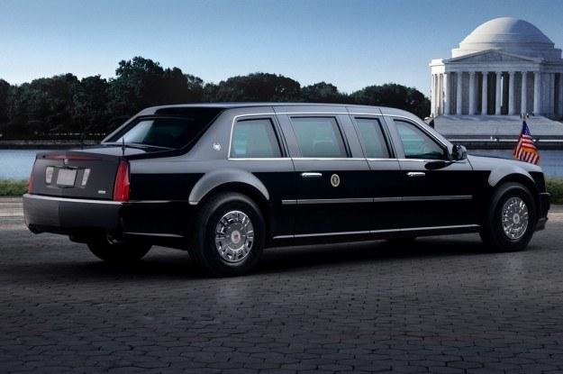 Samochód prezydenta USA /