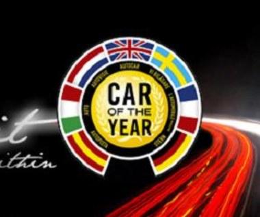 Samochód roku 2012 - aż 35 kandydatów!