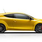 Samochód wściekle żółty