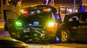 Samochód z Antonim Macierewiczem uległ wypadkowi