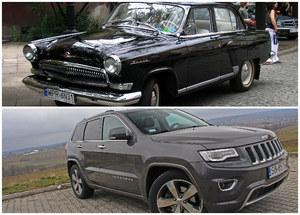 Samochody a polityka. Czarna wołga czy jeep?