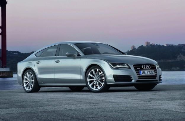 Samochody Audi sprzedają się coraz lepiej /