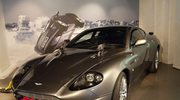 Samochody Jamesa Bonda - kolekcja warta miliony