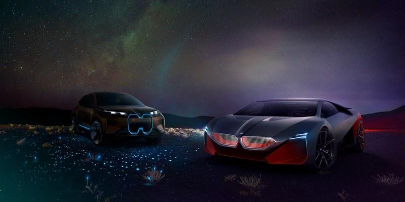 Samochody przyszłości BMW /materiały prasowe