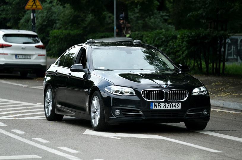 Samochody SOP są pozbawione rejestratorów /Mateusz Grochocki /East News