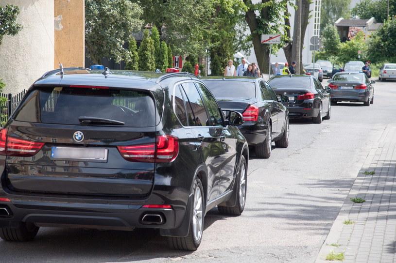 Samochody SOP; zdj. ilustracyjne /Wojciech Strozyk/REPORTER /Reporter