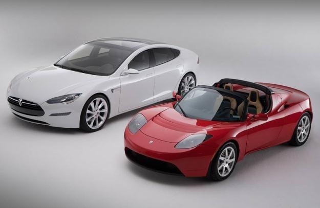 Samochody Tesla mają świetne osiągi, ale szybko zużywają energię /materiały prasowe