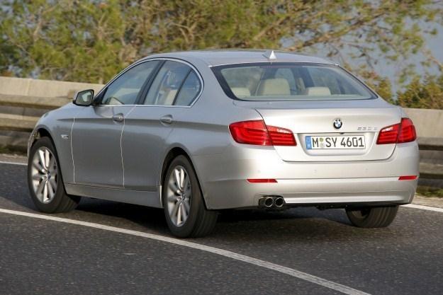 Samochody w Niemczech są obecnie rekordowo mocne /