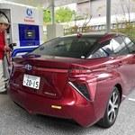 Samochody wodorowe przyszłością motoryzacji
