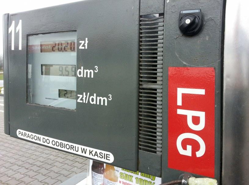 Samochody z LPG nie wjadą do Stref Czystego Transportu? /Tomasz Kawka /Agencja SE/East News