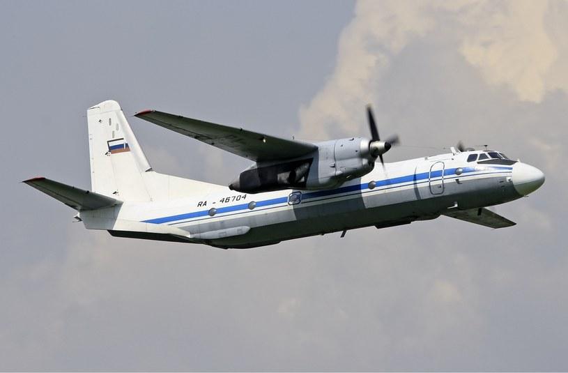 Samolot AN-26 - Zdj. ilustracyjne /Aleksandr Medvedev /Wikimedia