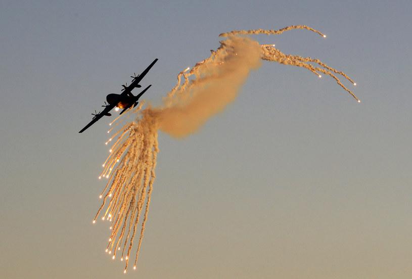 Samolot C-130, zdjęcie ilustracyjne /AFP