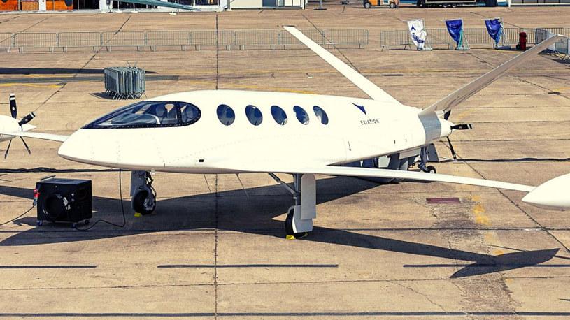 Samolot Eviation /materiały prasowe