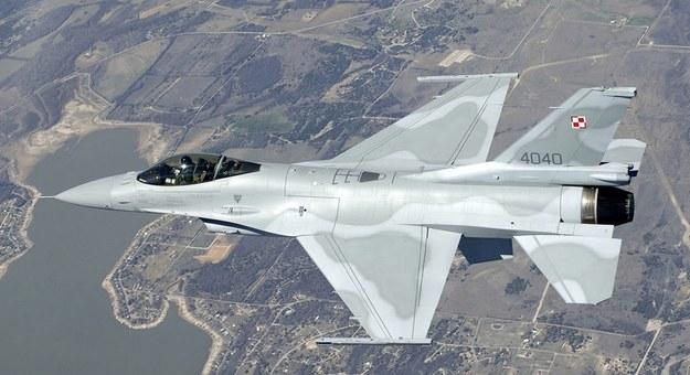 Samolot F-16, Lockheed Martin / inf. prasowa /&nbsp