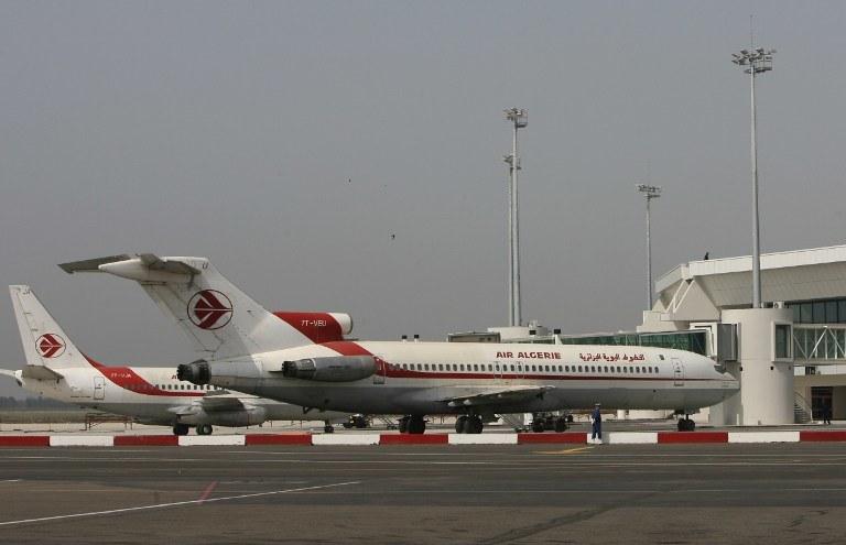 Samolot linii Air Algerie (zdj. ilustracyjne) /AFP