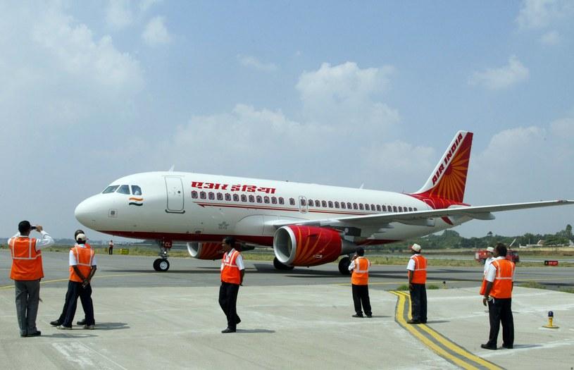 Samolot linii Air India musiał lądować, fot. ilustracyjna /AFP