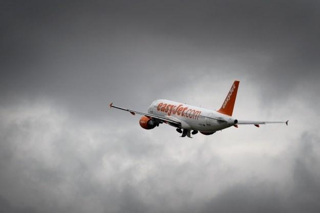 Samolot linii easyJet /AFP