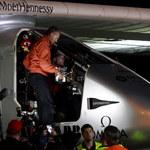 Samolot o napędzie słonecznym doleciał do Chin