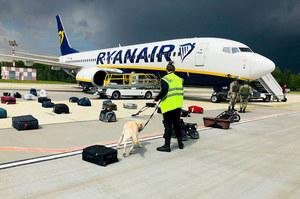Samolot Ryanair wyleciał z Mińska. Lądował awaryjnie na rozkaz Łukaszenki