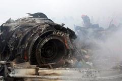 Samolot spadł na wieś. Zginęło 37 osób