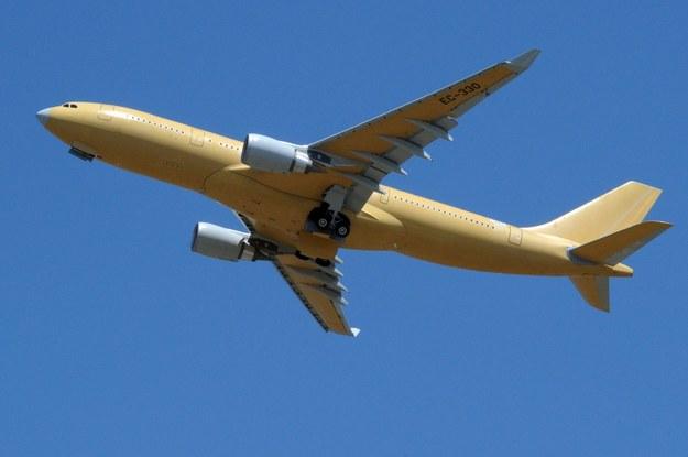 Samolot transportowy i powietrznego tankowania Airbus A330 MRTT /AFP