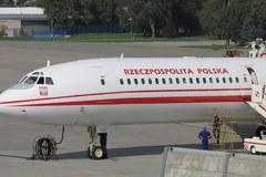 Samolot Tu-154M wrócił do Polski po remoncie w Rosji